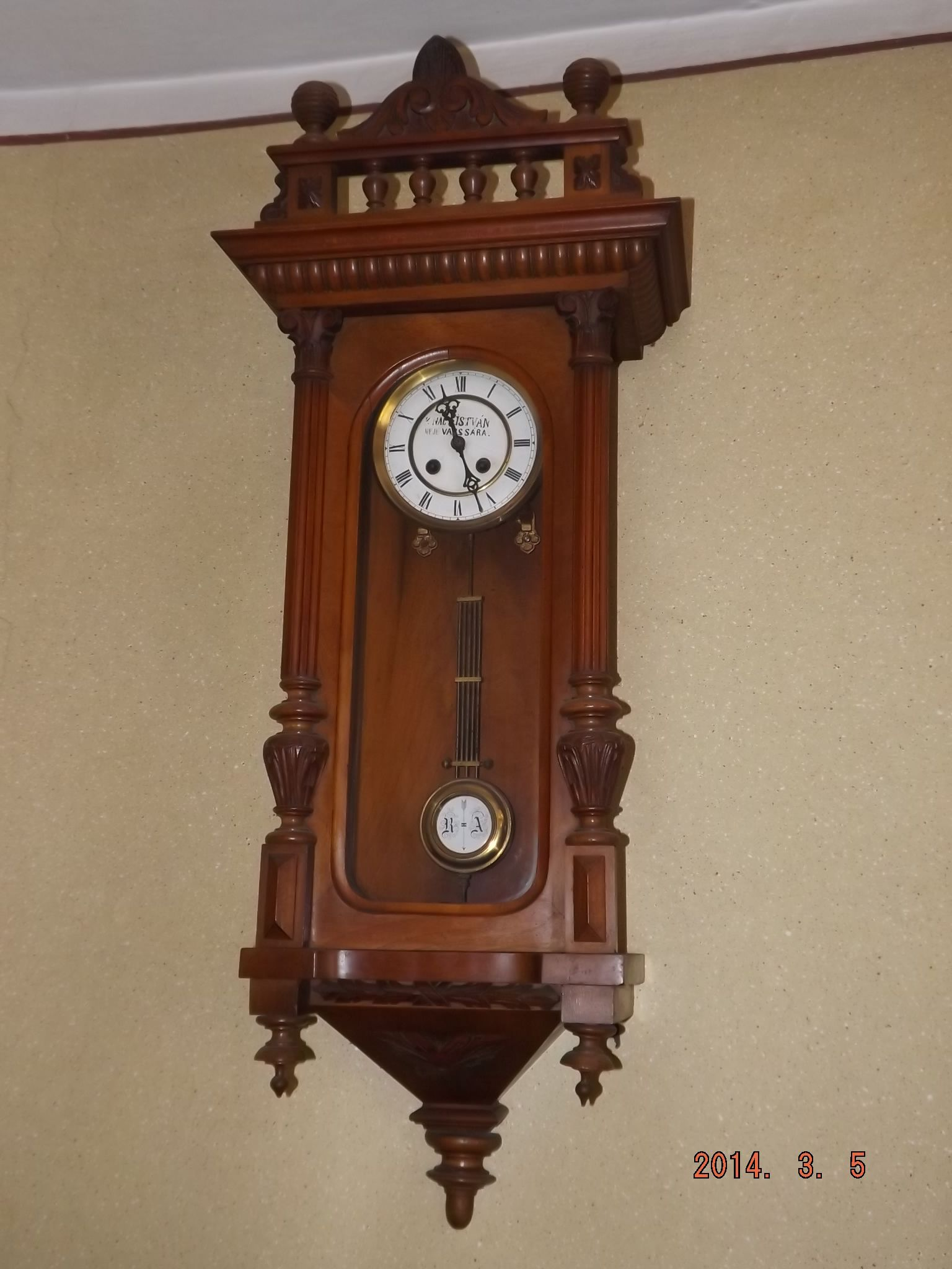Kienzle wall clock Archives Blas heritageBlas heritage