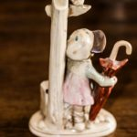 Antique knick-knackery boy figure